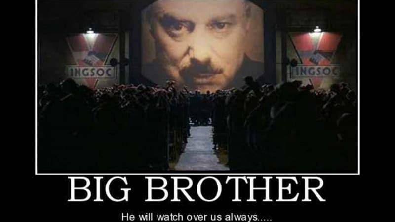 Big Brother 1984.