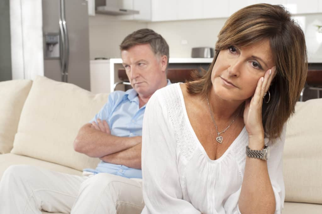 divorce for over 50s