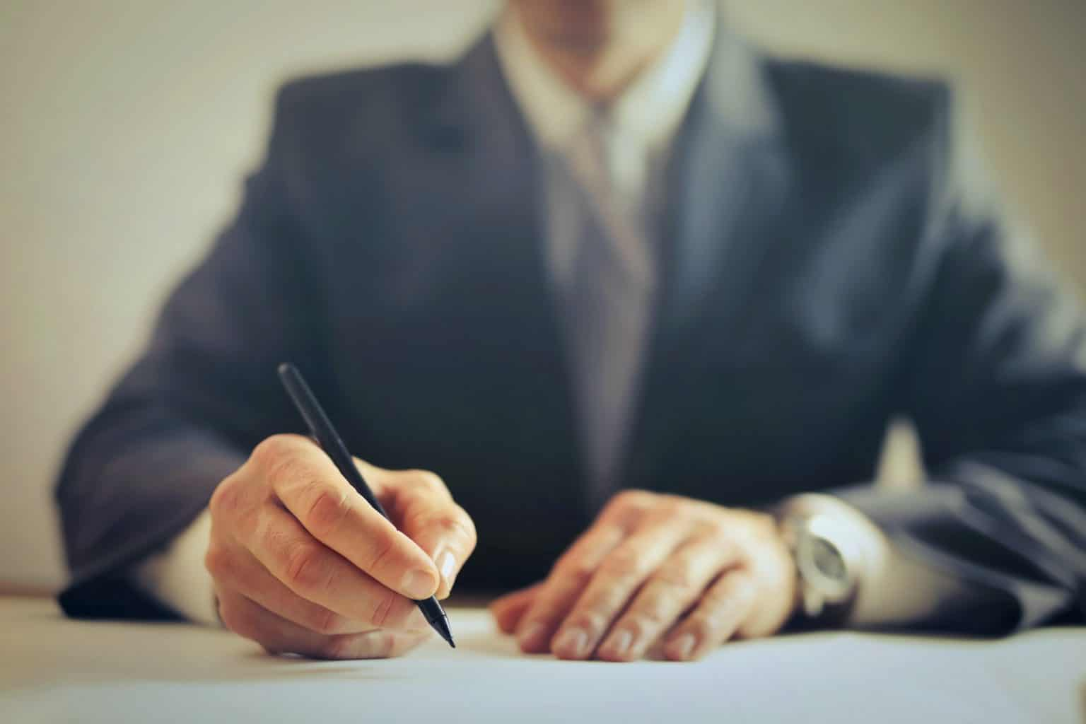 Conveyancer checking contract