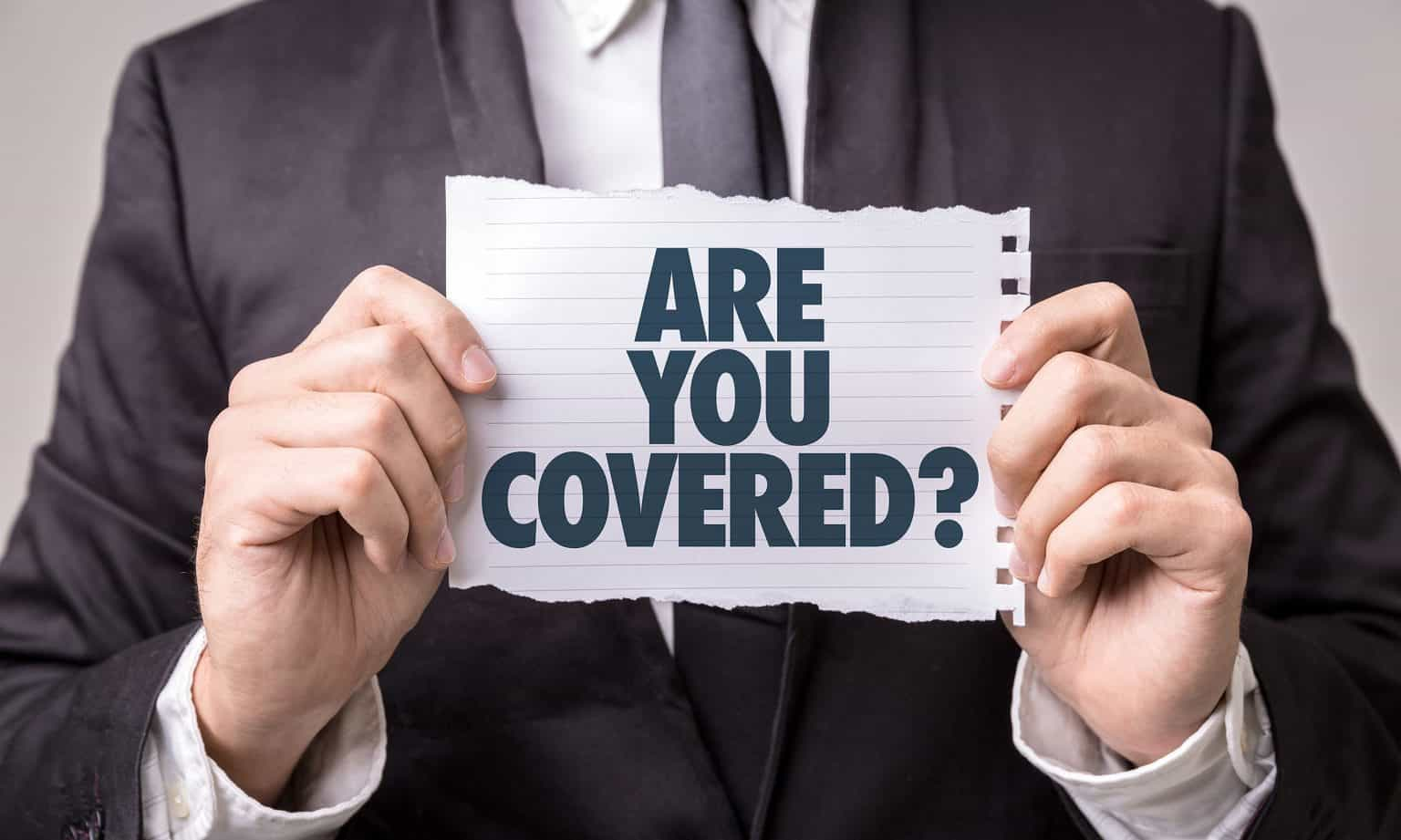 Do you have the insurance cover you need for your small business
