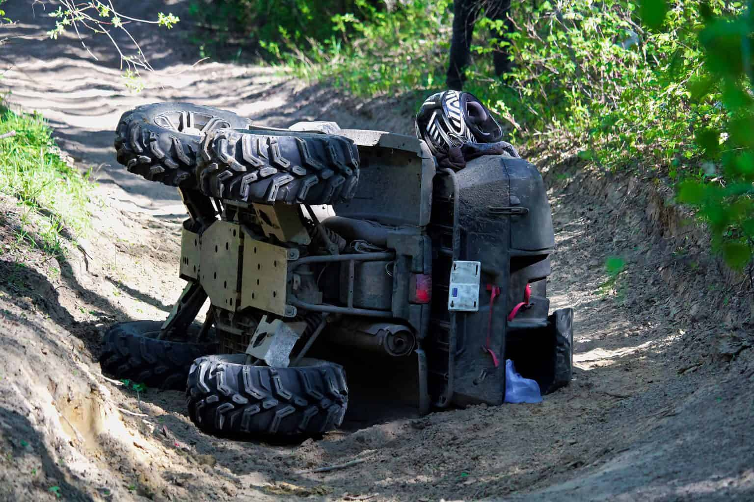 Quad bike rollover accidents are a significant cause of deaths and severe injuries in rural workplaces.