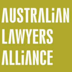 Member of Australian Lawyers Alliance Jeremy Roche