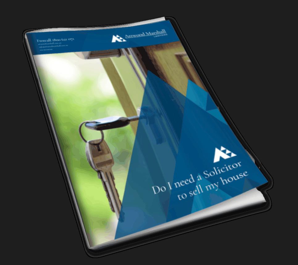 Selling property brochure