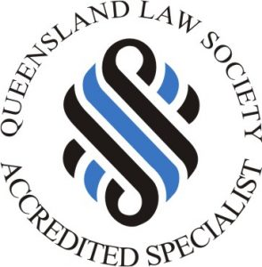 Queensland Law Society Accredited Specialist Jeremy Roche