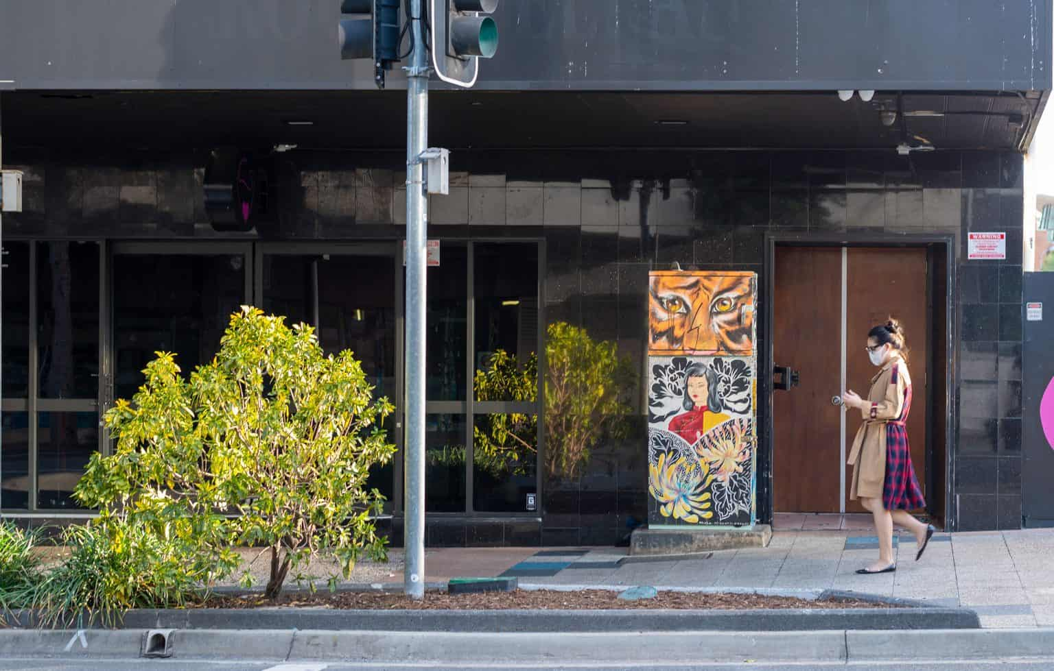 greater brisbane lockdown due to covid