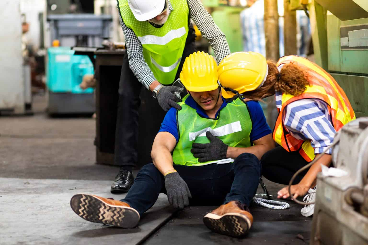Injured at work. First steps to take to claim WorkCover compensation