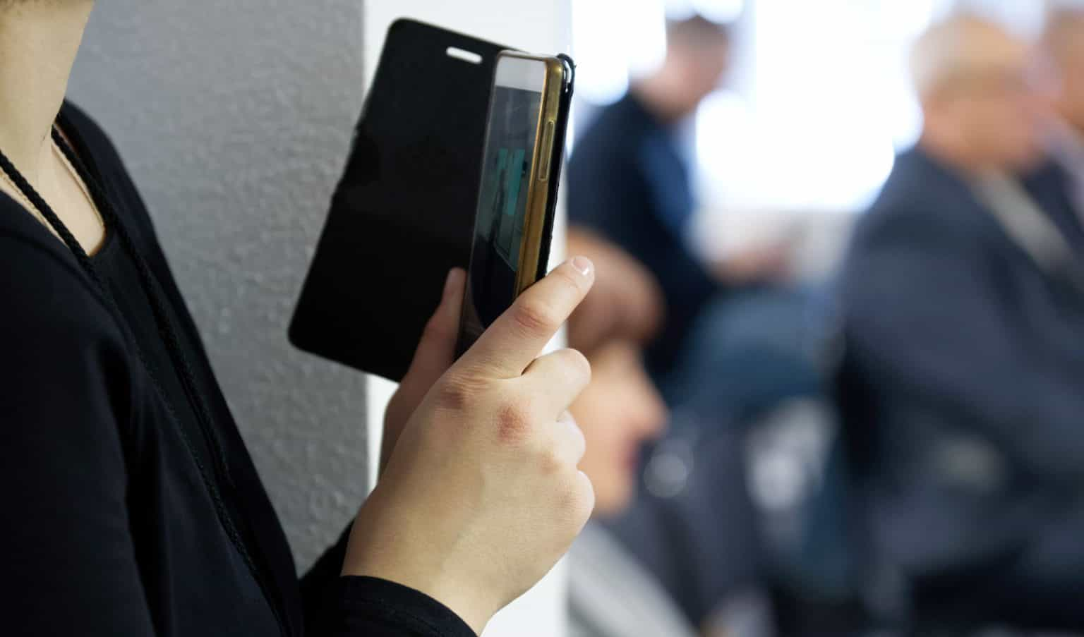 secretly recording a partner may not be admissible evidence